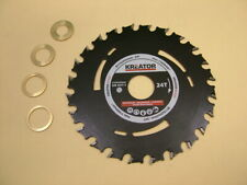 Circular saw blade wood,laminate,wood with nails 115mm fit 20/16/15/12.7&10 bore