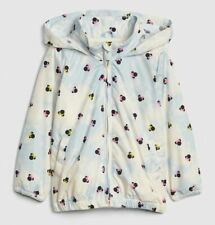 DISNEY GAP GIRL'S MINNIE MOUSE WINDBUSTER JACKET ORG. $49.95 SIZE 5 BNWT