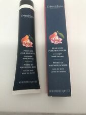 Crabtree & Evelyn Pear & Pink Magnolia Overnight Hand Therapy 2.6 oz ~ NEW