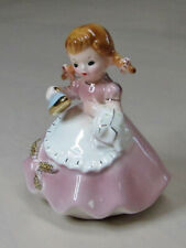 Josef Original Little Housekeeper series figurine girl Iron