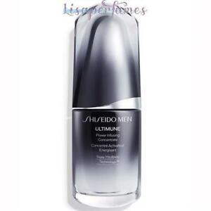 Shiseido Men Ultimune Power Infusing Concentrate 1oz / 30ml NIB