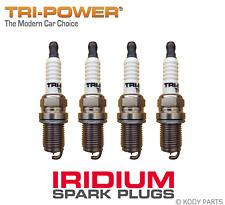 IRIDIUM SPARK PLUGS - for Daihatsu Applause A101RS 1.6L HD-E TRI-POWER