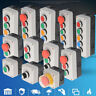 Electrical Start/Stop Push Button Waterproof Self-reset Emergency Stop Switch