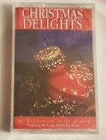 LARRY HEATH BIG BAND CHRISTMAS DELIGHTS  CASSETTE TAPE celebration of the season