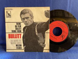 WILTON FELDER BULLITT LIBERTY ORIGINAL FRANCE EP/45T EXC
