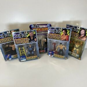 WCW Bundle Original Packaging Reseal Action Figures