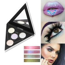 Ucanbe 4 Colors Alchemist Holographic Eyeshadow Palette Fast Delivery
