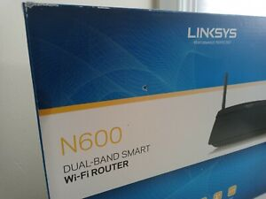 Linksys N600+ Wi-Fi Wireless Dual-Band+ Router with Gigabit Ports (EA2750)