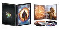 New Sealed Doctor Strange Steelbook 4K Ultra HD + Blu-ray + Digital Code