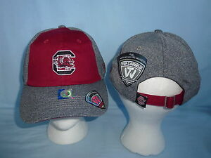 SOUTH CAROLINA GAMECOCKS Gem style CAP/HAT T.O.W. Womens adjustable size NWT $22