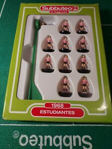 LW SUBBUTEO TEAM ESTUDIANTES 1968 LA LEGGENDA UNUSED