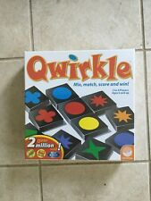 Qwirkle Board Game by MindWare. Brand NEW Ages 6 And Up