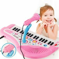 Piano Children's Toy 37 Key Electronic Instrument Multifunctional Microphone New