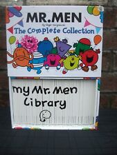 Mr Men: The Complete Collection by Roger Hargreaves (50 Paperbacks, 2010)