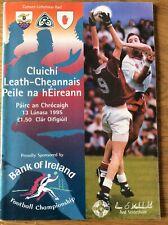 Gaa All Ireland Football semi final 1995 Galway v Tyrone Derry v Galway