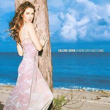 A New Day Has Come by Celine Dion (CD, 2002, Sony) 5099750622629 Brazilian Relea
