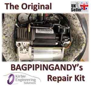Landrover Discovery 2 Range Rover L322 Air Suspension Compressor Pump Repair Kit