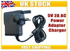 "NEW Android 4.0 Tablet PC 7"" 9'' 10.2"" Superpad 6, 5V AC Adaptor 3PIN UK Charger"