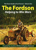 DVD - The Fordson: Helping To Win Wars