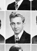 GENE WILDER SENIOR YEAR HIGH SCHOOL YEARBOOK (With Bud Selig as a Junior) Superb