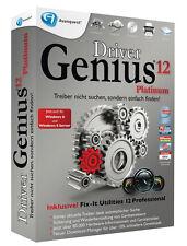 DriverGenius 12 Driver Genius + Fix-It Utilities CD/DVD  EAN 4023126113788