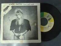 DISCO 45 GIRI ANDY SMITH -  I JUST CAN'T WAIT/YOU'RE NEVER ALONE - CGD 1987 VG-
