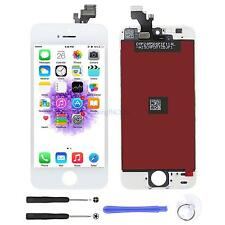 For iPhone 5 LCD Front Glass Touch Screen Digitizer Assebmly White A+++++