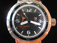 Vostok Turbina Turbine Russian Amfibia Diver Automatic Watch 230603-1