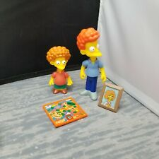 The Simpsons Rod and Todd Interactive Playmate Toys