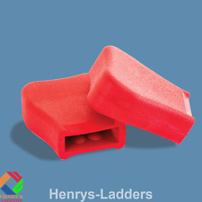 Henry's WINDOW CLEANER Ladder PADS / MITS-Protezione in vetro & grondaie