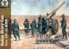 Waterloo 1815 - Italian heavy gun from 149/40 WWII - 1:72