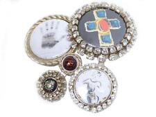 Brass Rhinestone Stone Fashion Jewellery