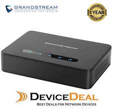 Grandstream HT812 2 Port FXS Analog Telephone Adapter (ATA) 2x 1Gb Ethernet Port