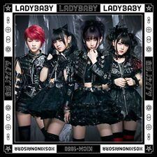 New LADYBABY Hoshi no Nai Sora First Limited Edition CD Japan F/S KICM-1850