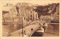 B94669 la citadelle l eglise et le pont dinant  belgium