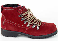 Schnürboots Hush Puppies rot