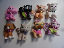 LOT D'ANIMAUX POLLY POCKET N° 42  43  44  45  46  47  48  49  -Lot n°4-
