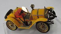Schuco Mercer Typ 35J 1913 / Oldtimer / Vintage / Gelb / Top Zustand