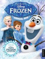 Disney Frozen Annual 2019 (Annuals 2019), UK, Egmont Publishing, New