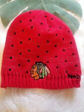 NHL Reebok Chicago Blackhawks Women Beanie