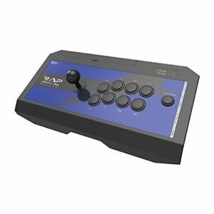 New HORI Real arcade Pro.V silent HAYABUSA Game stick from Japan