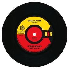 "BOBBY ADAMS What A Mess / OTIS RUSH Homework NEW R&B NORTHERN SOUL 45 7"" VINYL"
