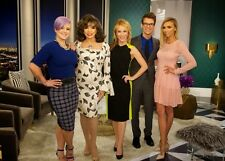 "JOAN COLLINS - KATHY GRIFFIN - 10"" x 8"" Colour Photo FASHION POLICE 2015 #397"