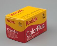 10Rolls Kodak Color Plus Color Plus 200 35mm 135-36 Negative Film Fresh 09/2019