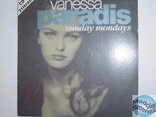 VANESSA PARADIS SUNDAY MONDAYS CD SINGLE