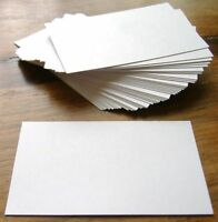 100 Blank Flash Cards, Revision / Learning Aids. Dyslexia Aids. Student Tool