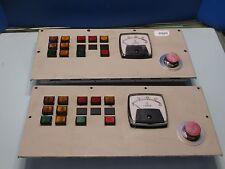 HARDINGE CHNC-1 CNC LATHE OPERATOR CONTROL PANEL CN-0011791-67 MCH04R00
