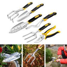 Portable Aluminum Alloy Flower Planting Shovel Rake Spade Shears Gardening Tools