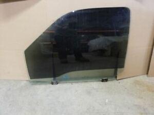 Front Left Driver Door Window Glass | Fits 1999-2012 Ford F250 F350 F450 F550