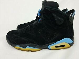 Nike Air Jordan Retro 6 OG UNC 384664 006 Size 8.5 University Blue .see the pic